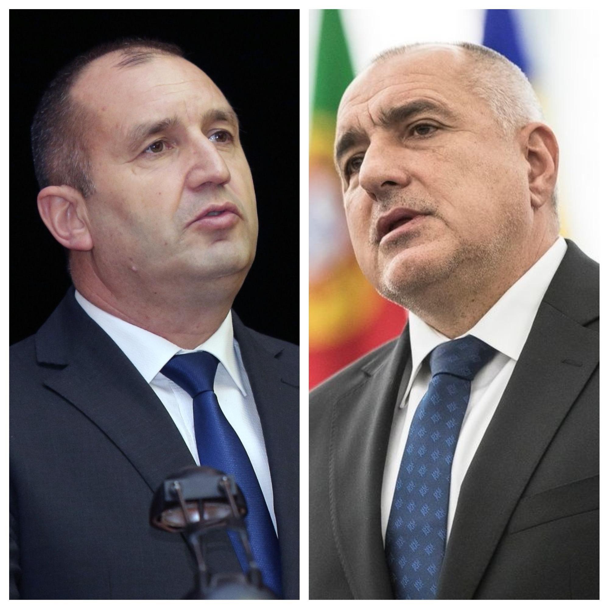Радев отново атакува Борисов по случая ЧЕЗ