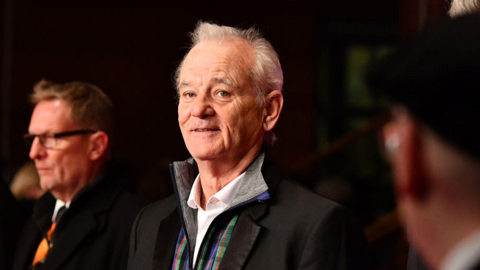 Бил Мъри получава отличие на кинофестивала в Рим