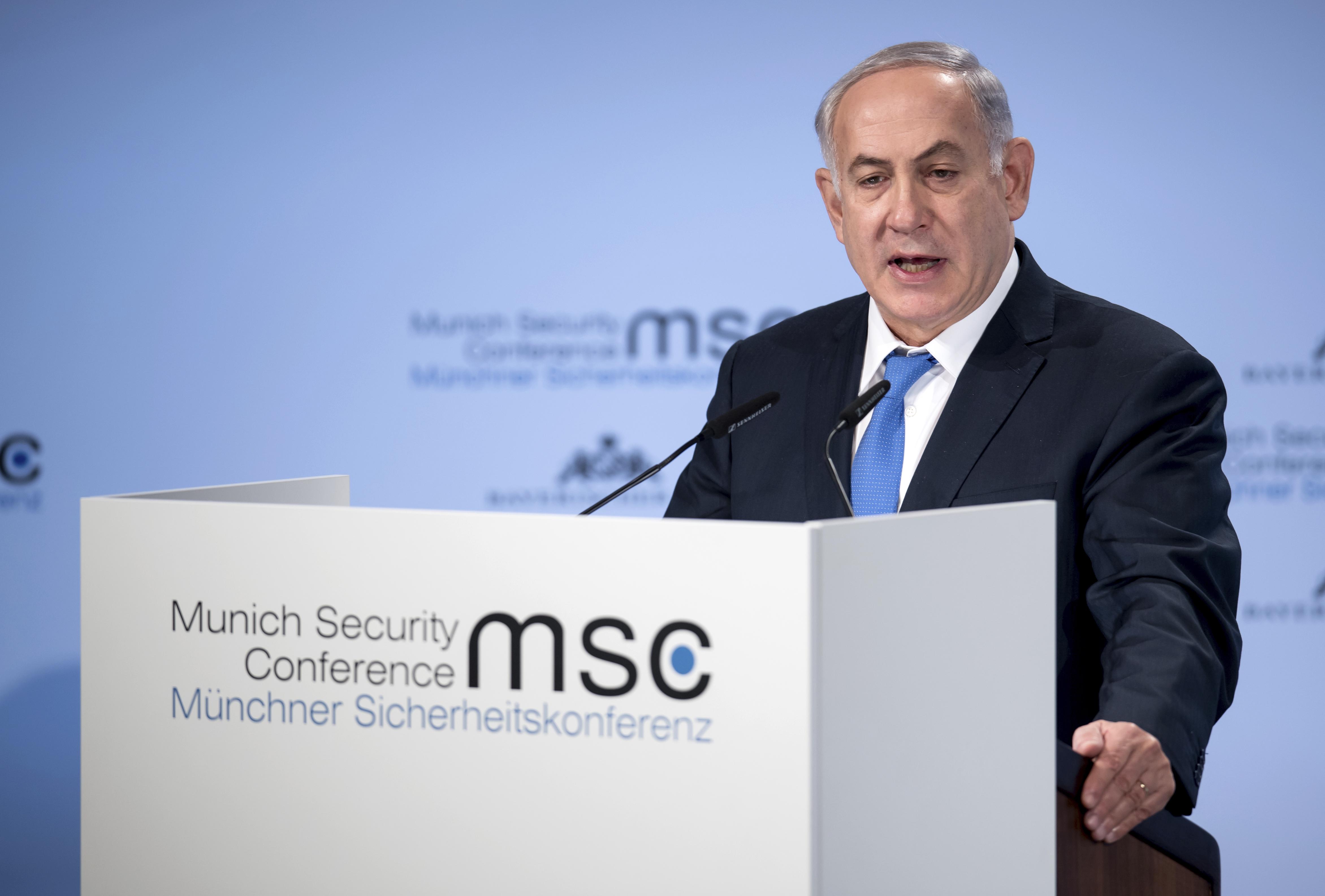 Нетаняху предупреди Иран да не изпробва решимостта на Израел