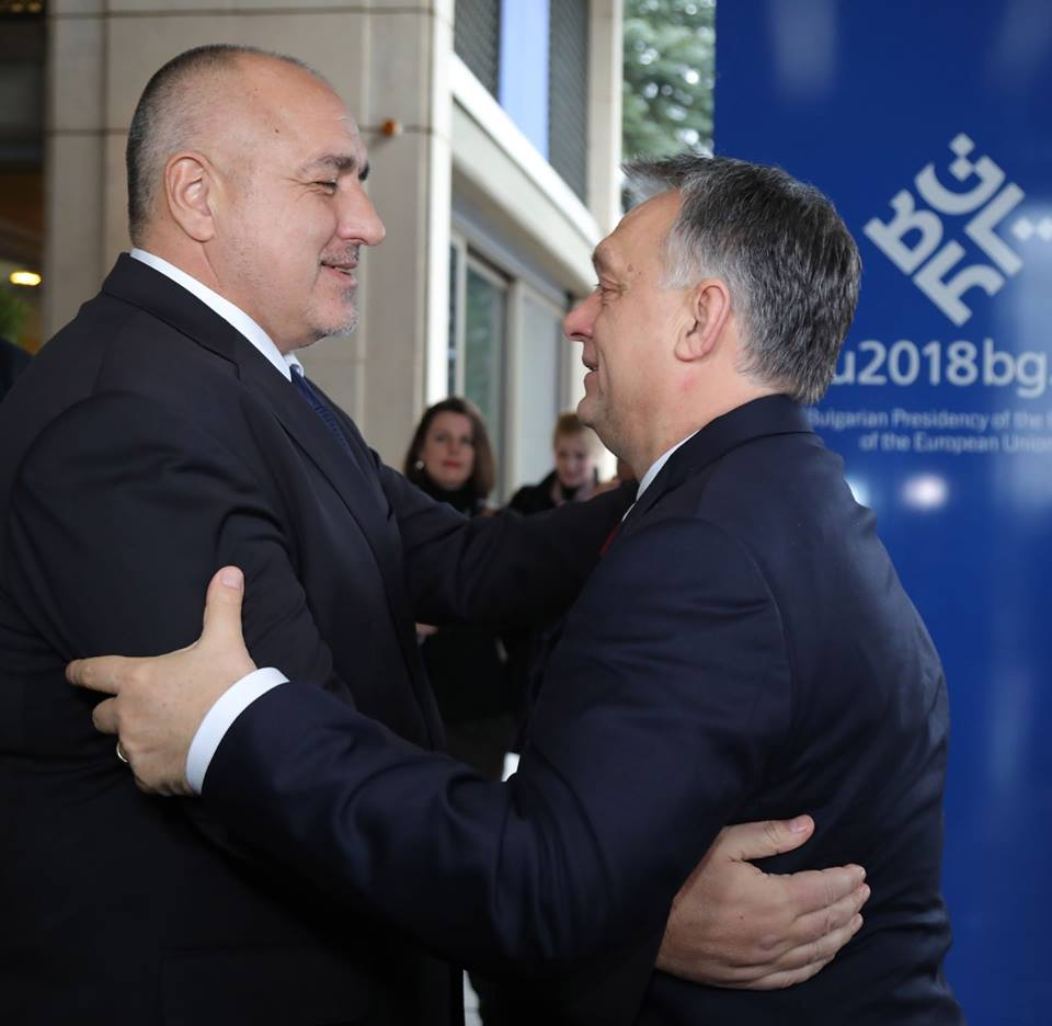 Борисов поздрави Орбан, ОССЕ отчете нарушения на изборите