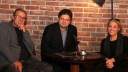 """Impressio със създателите на """"Студио 5"""" и на проекта """"Дебют"""" - Хилда Казасян, Атанас Янкулов и Борислав Йоцов"""