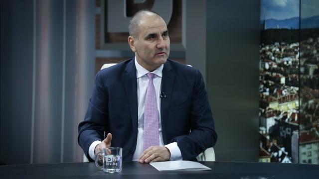 Цветанов: Президентът Румен Радев изглежда притеснен