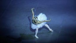 Диана Косирева от Болшой театър танцува във Варна