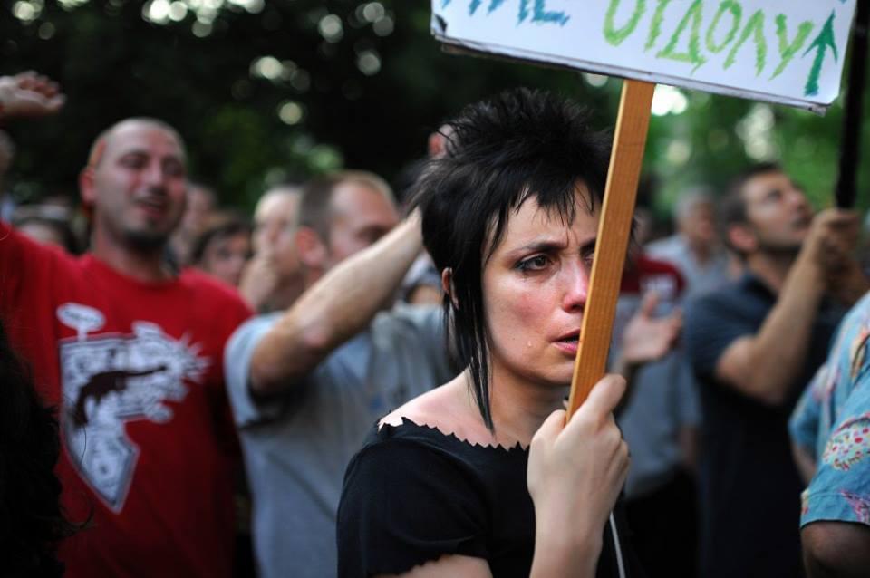 Насилената Галина, която писа на Борисов: Измива си ръцете!