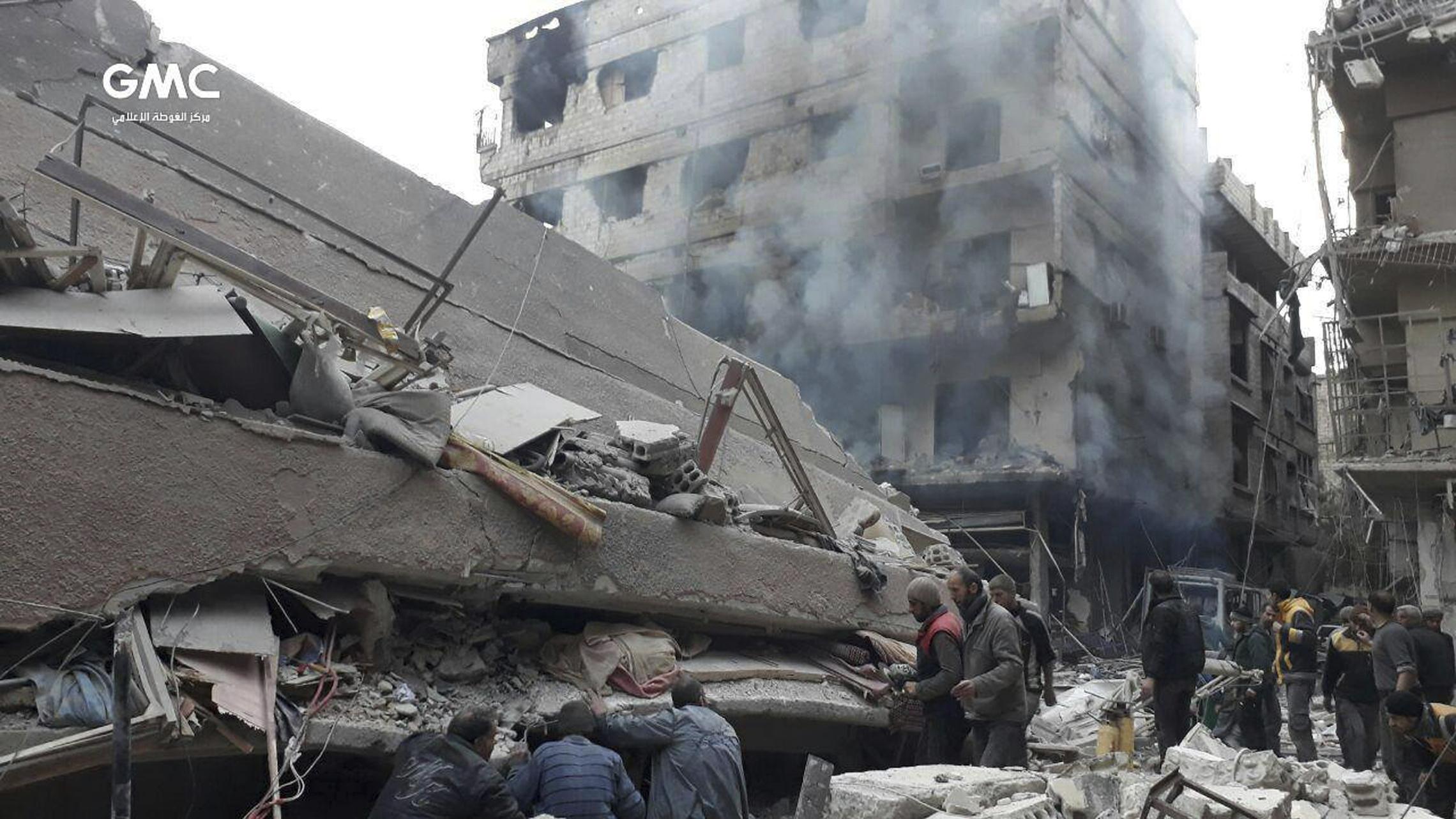 Русия ще сваля ракети на САЩ в Сирия, ако ударят Дамаск