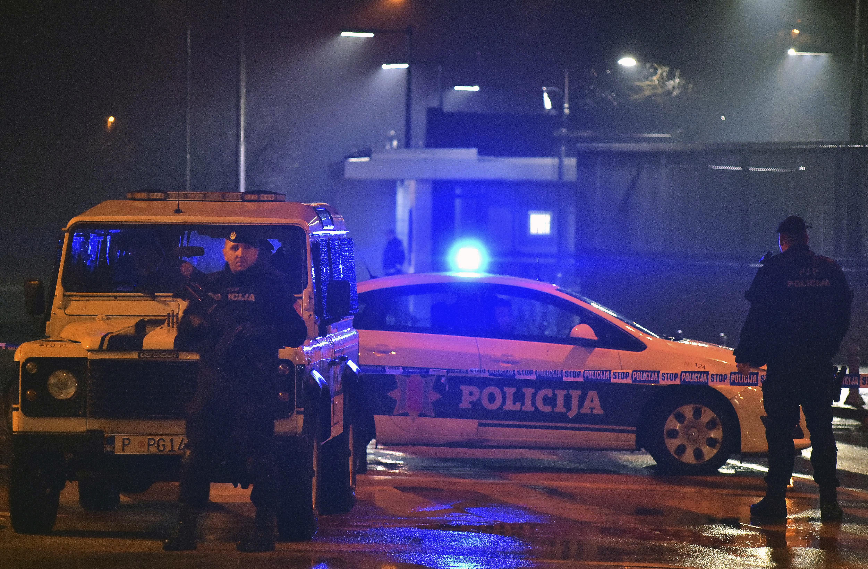 Бомба избухна пред дома на журналист в Черна гора