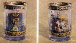Чашите на крепостния селянин Вершинин - загадка на два века