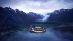 Хотел на слънчеви батерии проектират в Норвегия