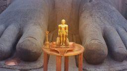 Високи технологии в Древна Индия?
