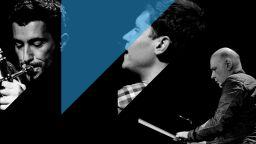 3UP на Антони Дончев с джаз импровизации в Студио 5