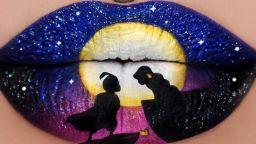 Нарисувай на устните ми... приказка!