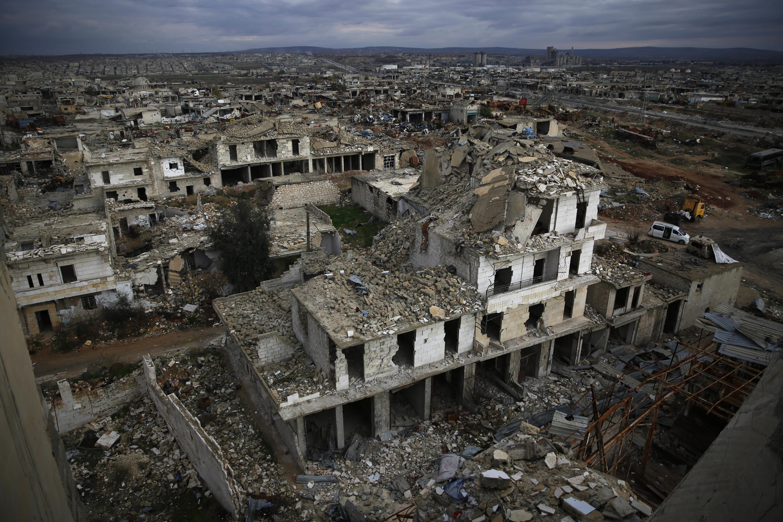 САЩ готови да ударят Сирия заради Източна Гута