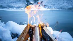Умиротворяващи зимни пейзажи, които ще погалят душата ви
