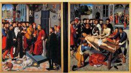 Картина на 5 века плаши съдиите
