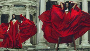 Младата дизайнерка Глория Димитрова: Не искам много, искам всичко!