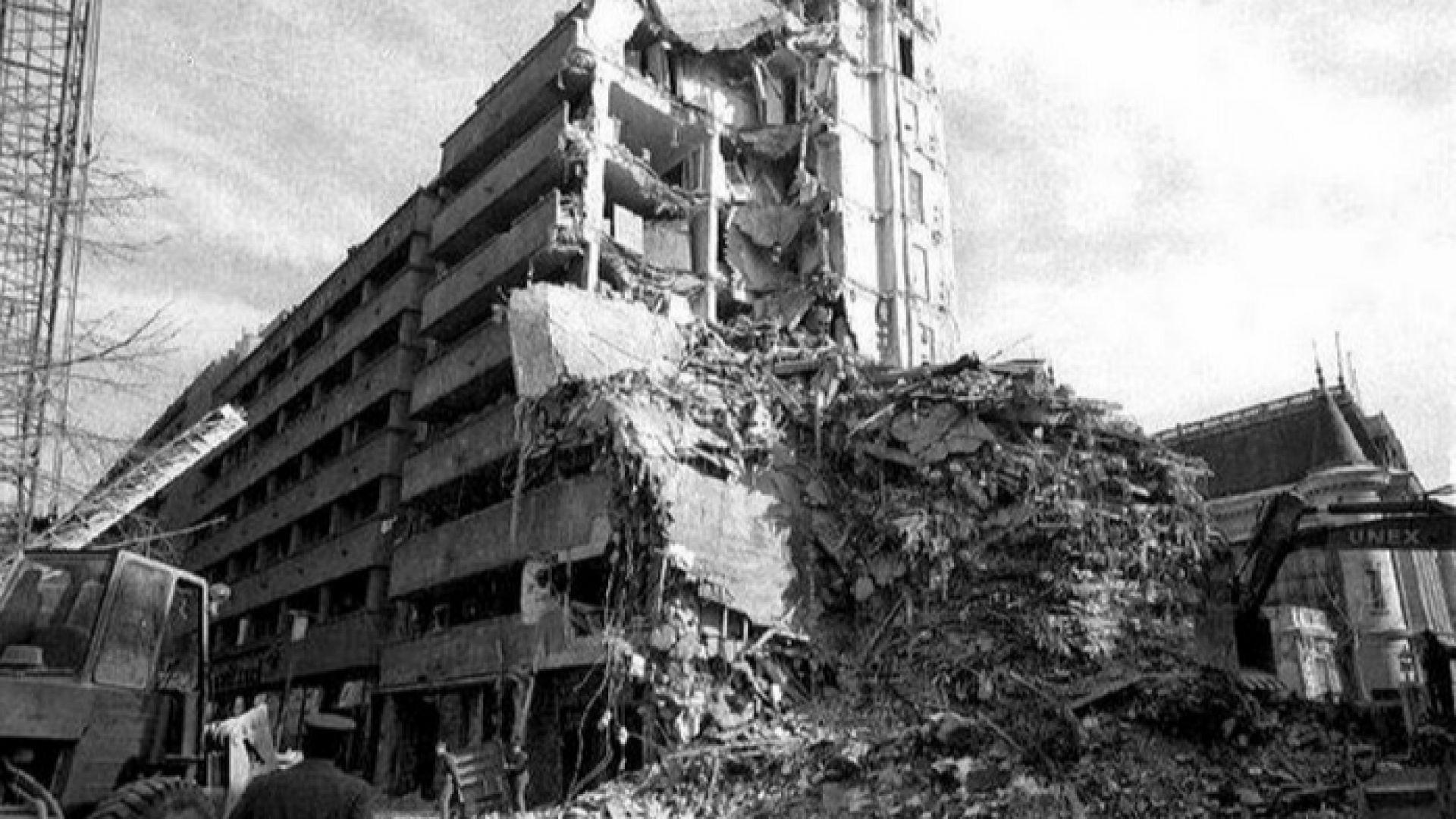 В Свищов почитат паметта на загиналите при земетресението през 1977-а