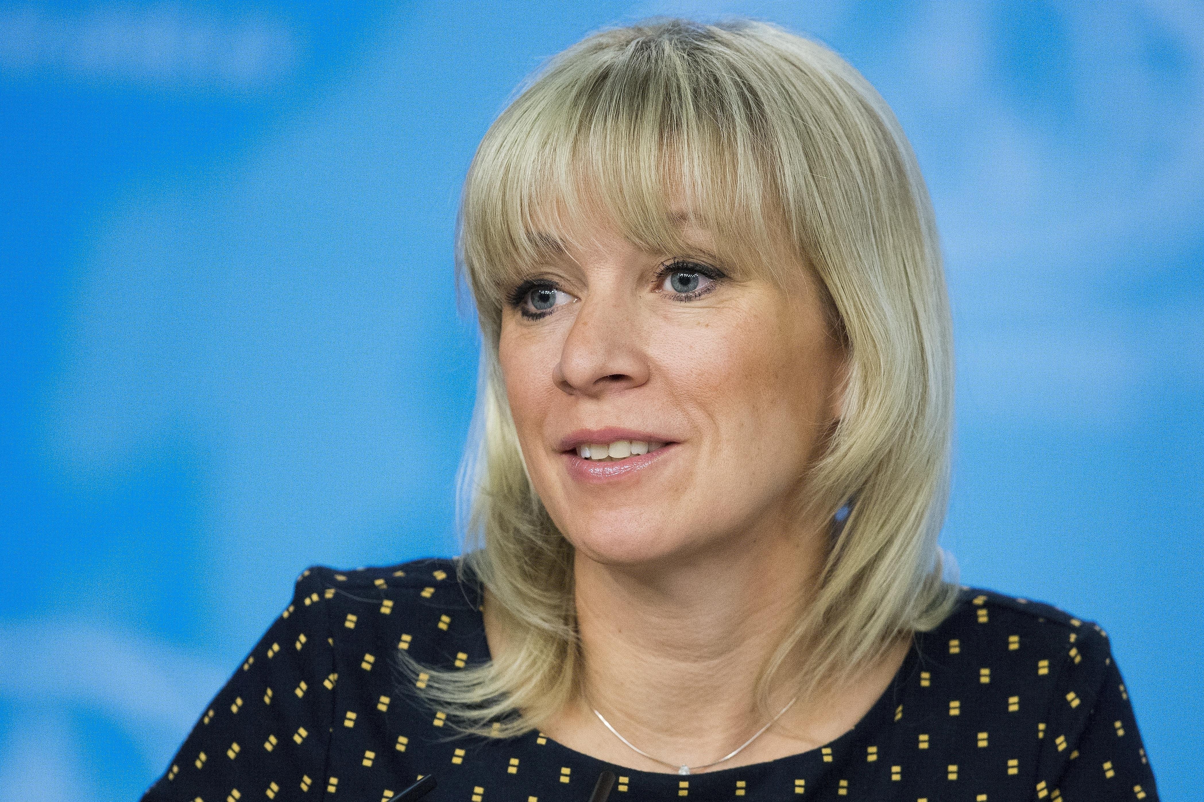 Захарова: Умните ракети трябва да летят срещу терористи