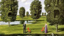 Поетичният сюрреализъм на Рафал Олбински