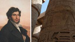 Египтологът Жан Франсоа Шамполион бил дете-чудо