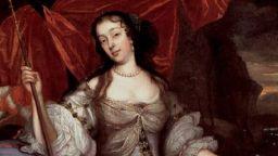 Една от най-рисуваните красавици на 17-и век - Барбара Вилерс