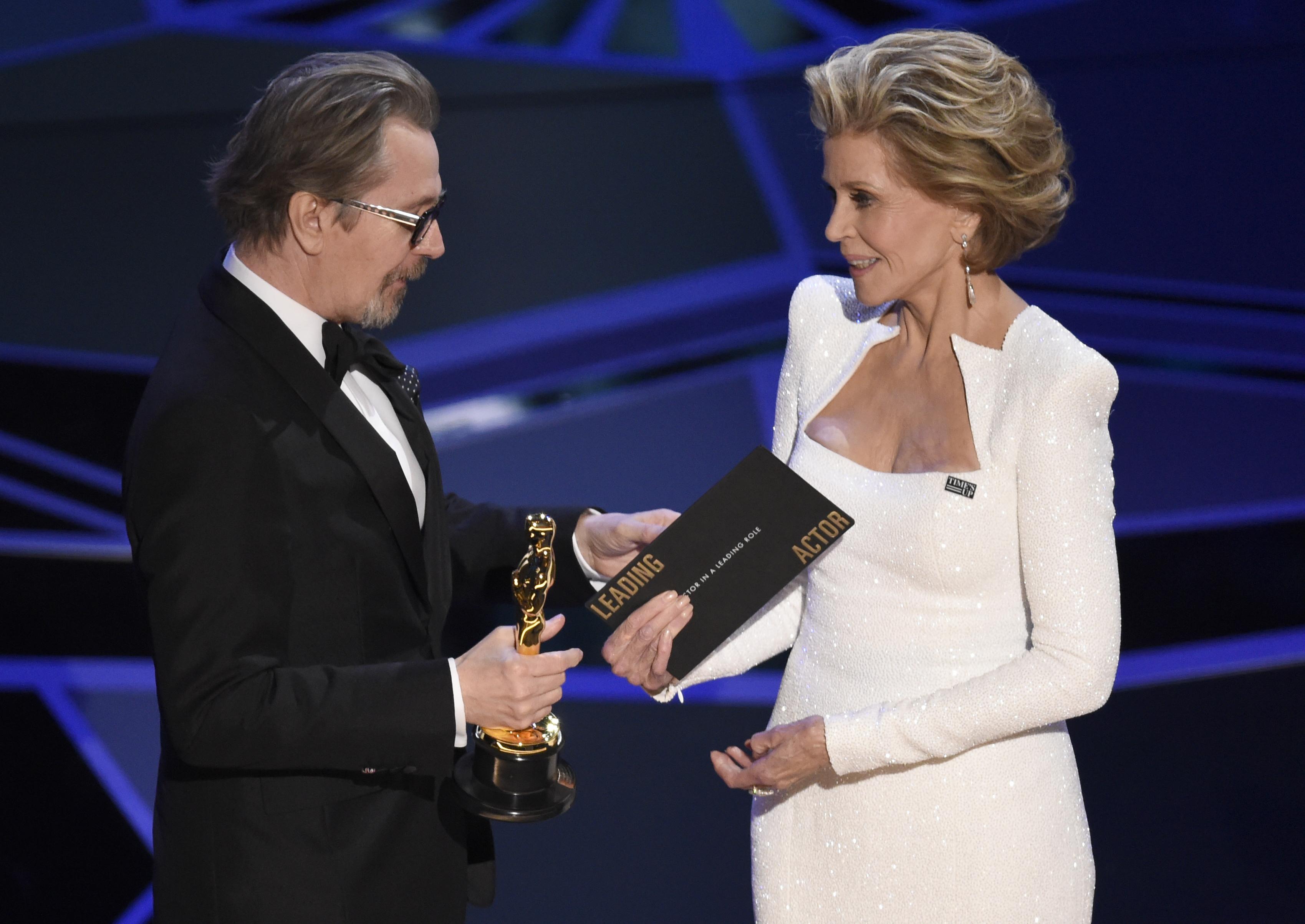 Легендата Гари Олдман спечели първия си Оскар