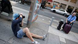 Стилните и мъдри старци на Ню Йорк на Брандън Стентън