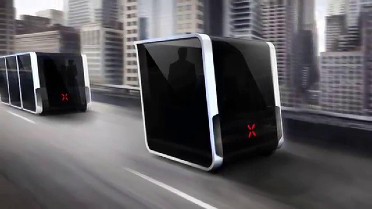 Дубай тества първите безпилотни минибусчета
