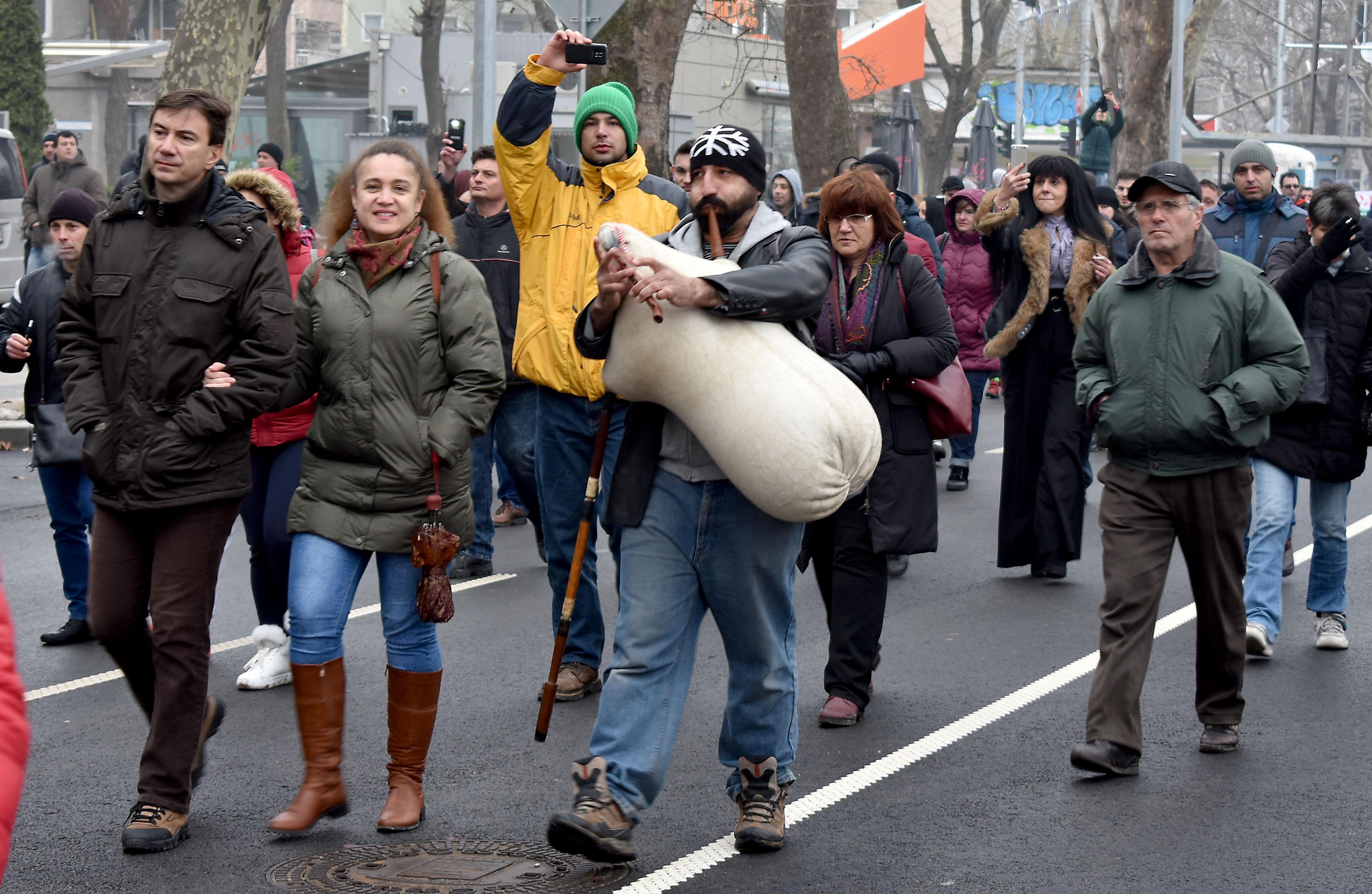 Пореден протест в защита на д-р Иван Димитров