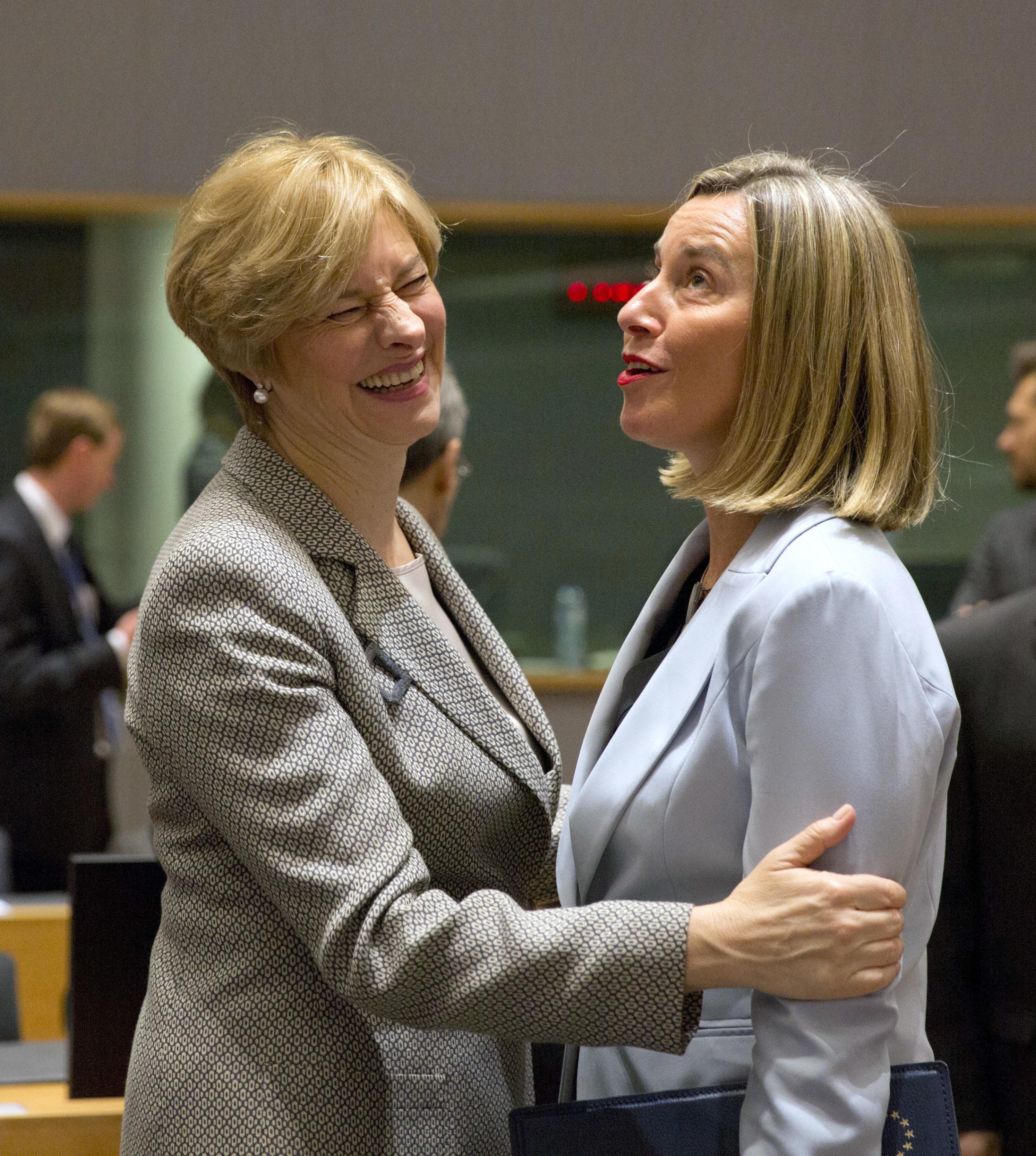 ЕС прие пътна карта за общата европейска отбрана