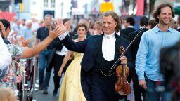 Заради огромния интерес Андре Рийо обяви втори концерт в София