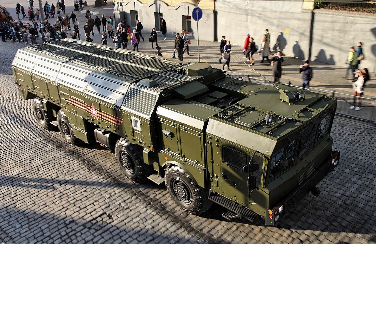 Какво знаем за руския Искандер-М (видео)