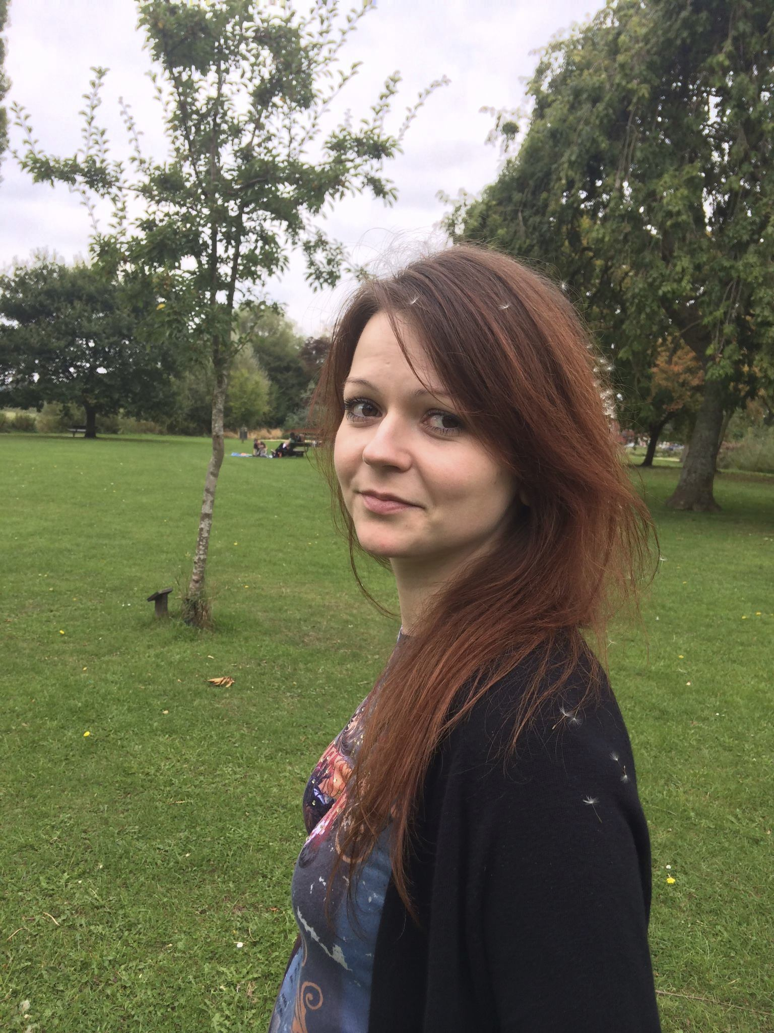 Юлия Скрипал е изписана от болница и е на сигурно място