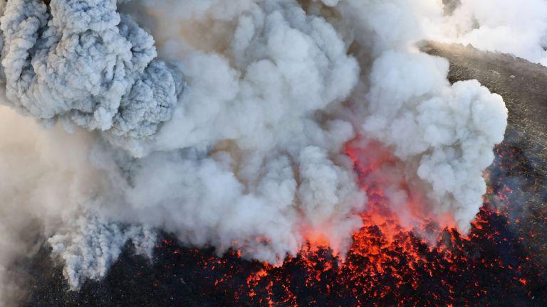 Идват масови вулканични изригвания?