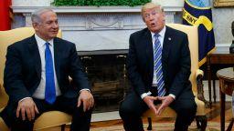 Тръмп и Нетаняху обсъдиха възможен отбранителен договор