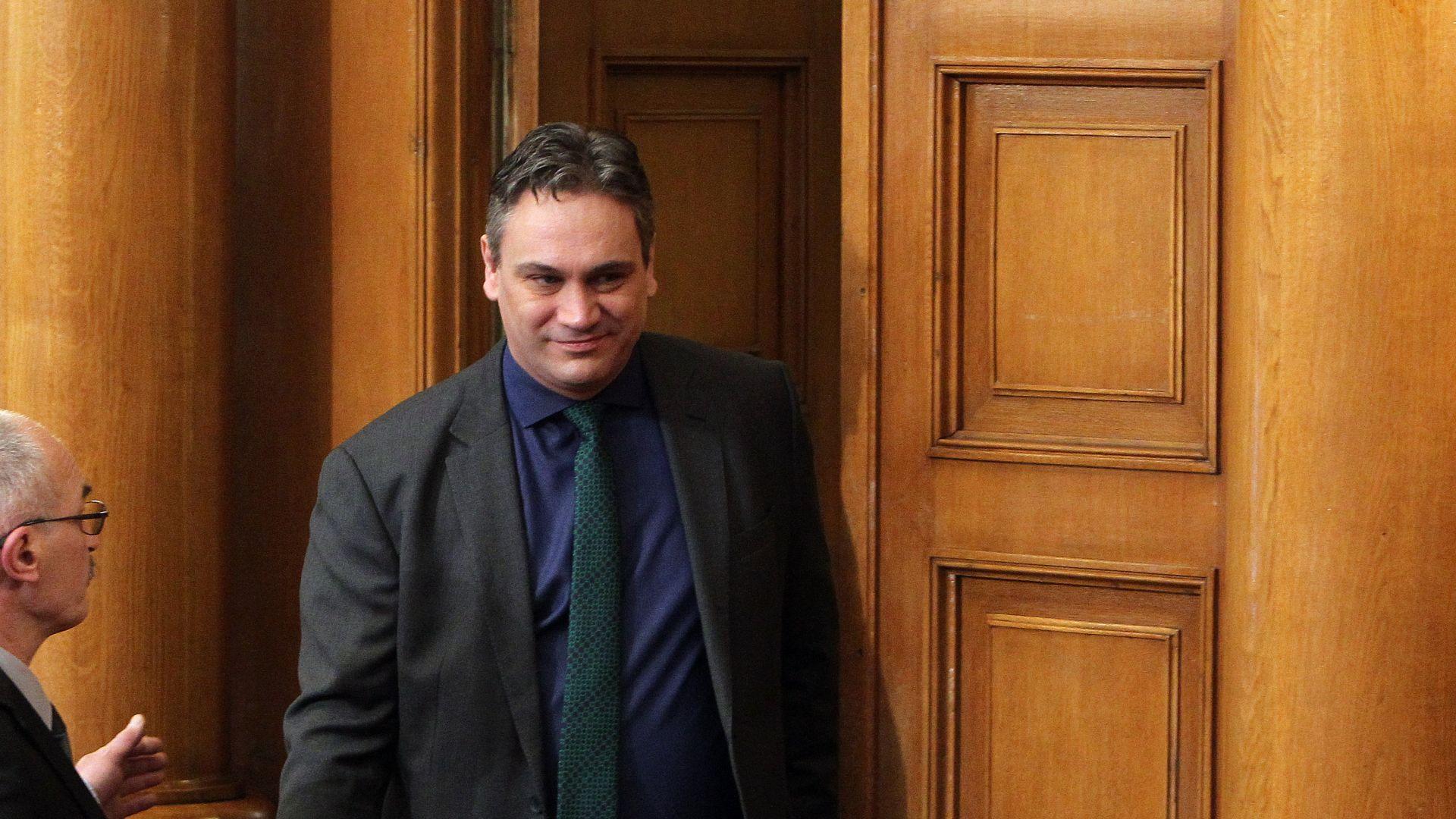 Пламен Георгиев: Скоро ще хванем хора с пари