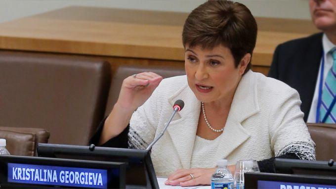 Кристалина Георгиева от Световната банка предупреди Доналд Тръмп да бъде внимателен относно митата