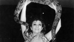 Отиде си една от доайените на родното вариете - легендата Мария Бирцоева