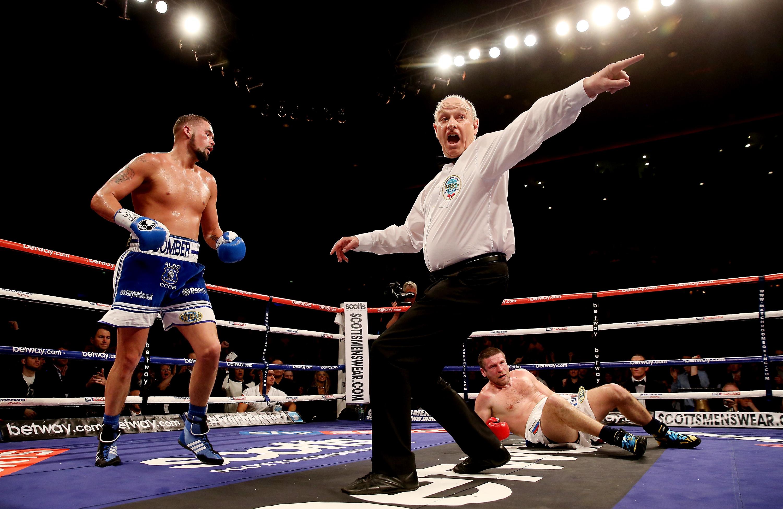 Тервел Пулев излиза срещу бивш световен шампион