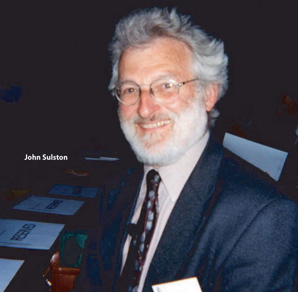 Почина Нобеловият лауреат Джон Сълстън