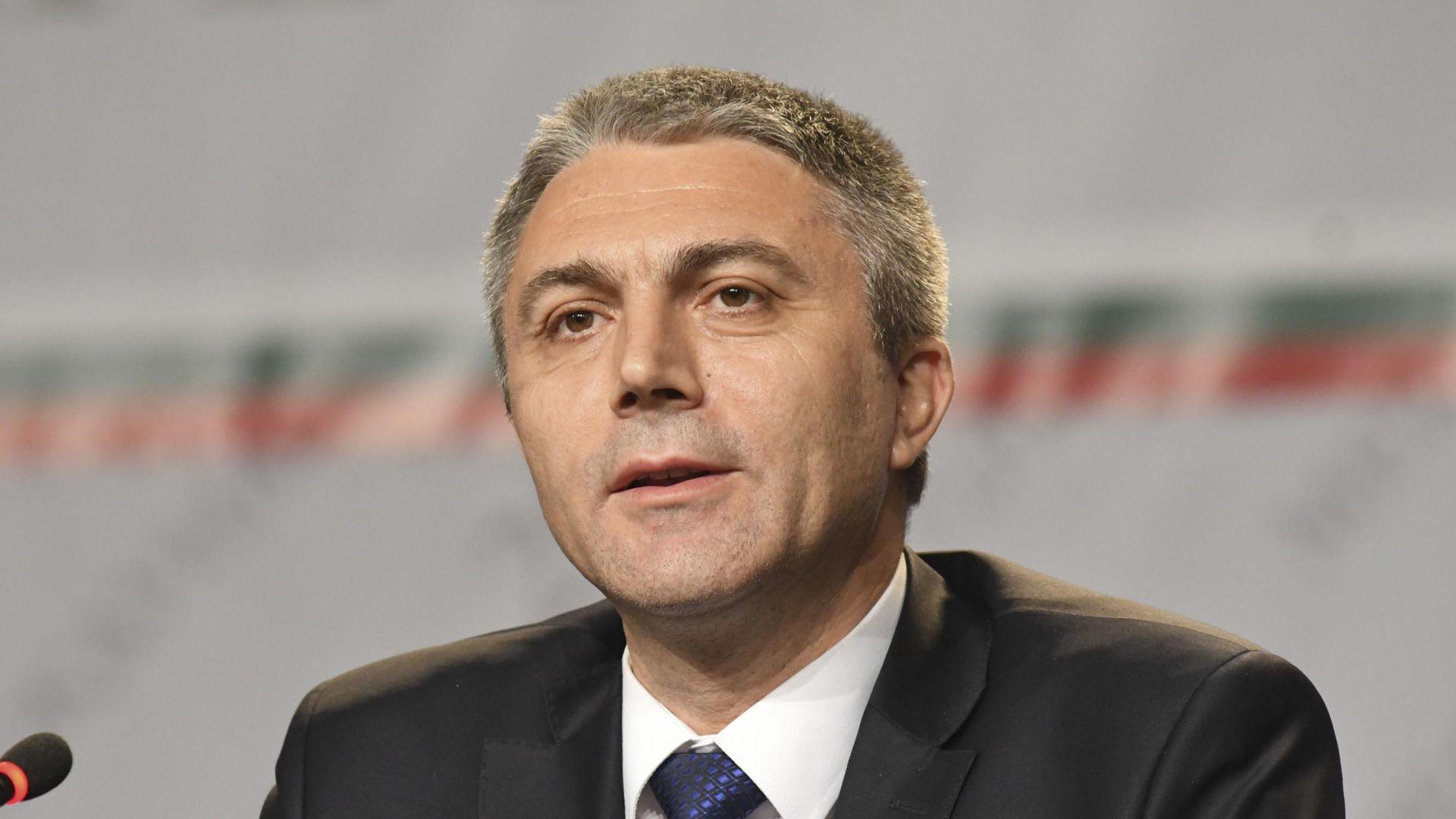 ДПС към Борисов: Какви ги говори Сидеров в Крим