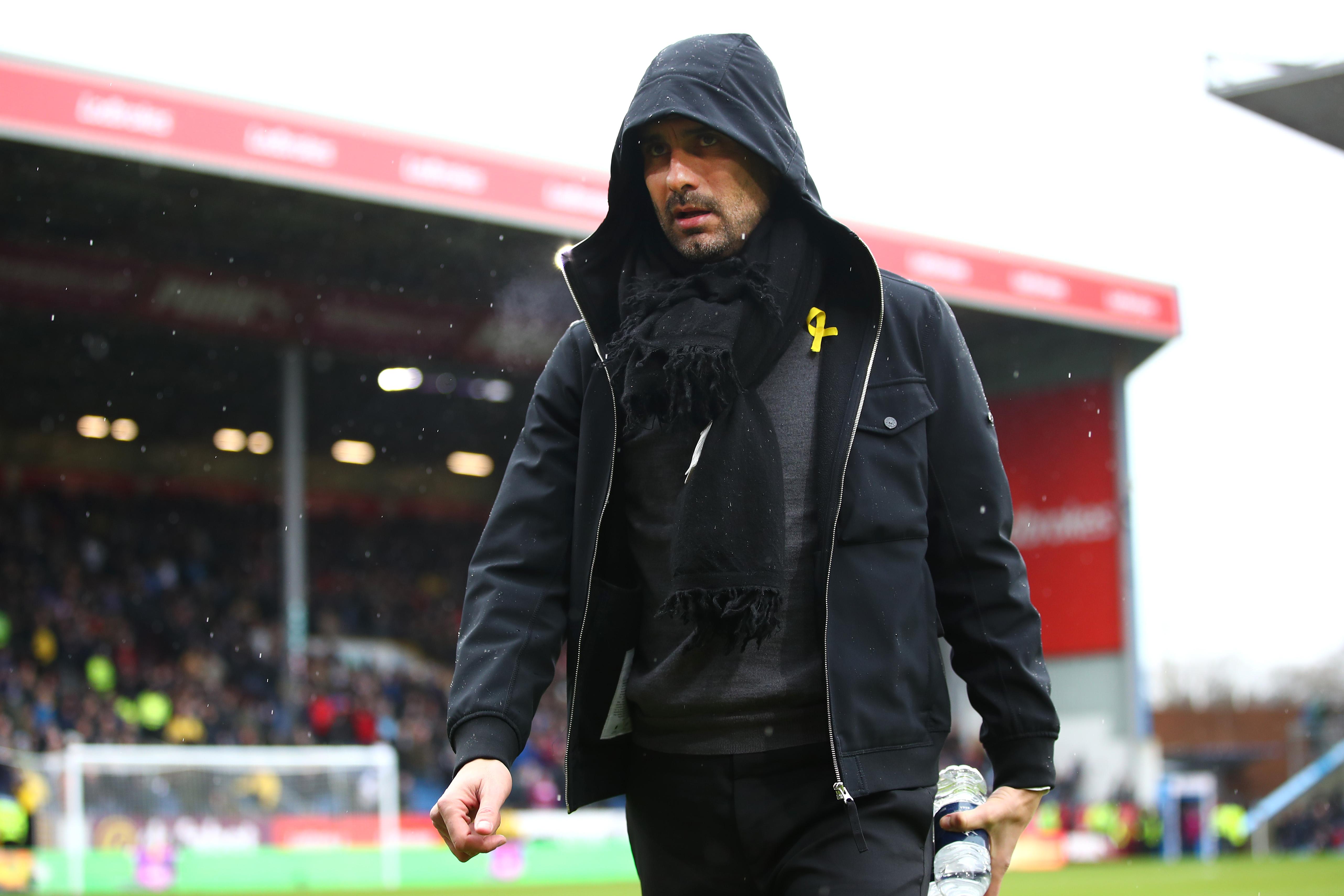 """Пеп: Невъзможно е да спреш атаката на """"Ливърпул"""""""