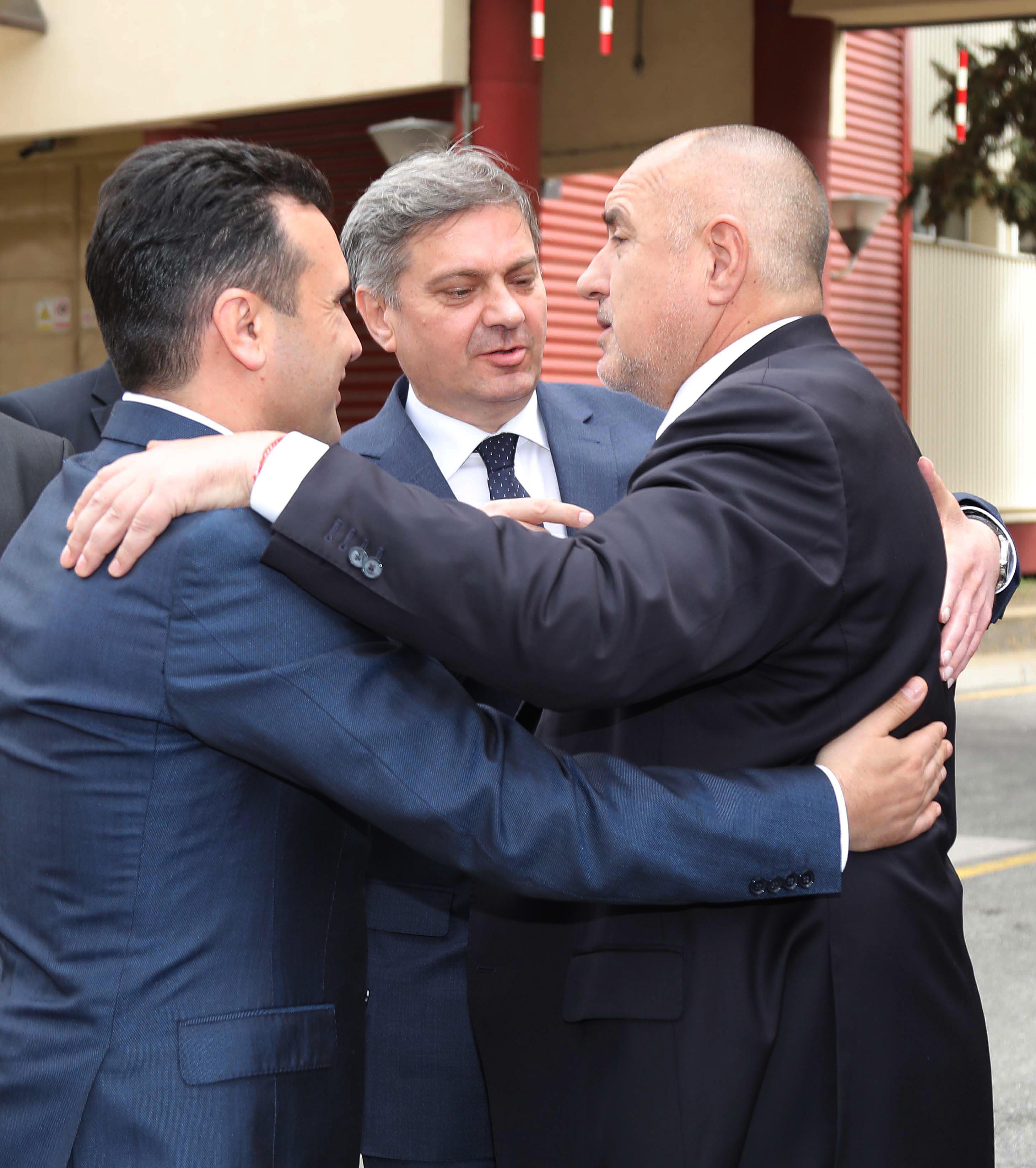 Борисов, Заев и Звиздич обсъдиха инфраструктурни проекти