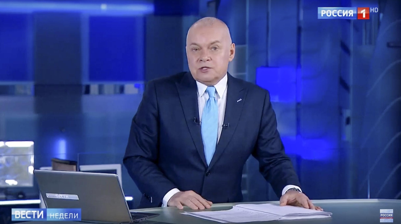 Руската държавна ТВ: Великобритания отрови Скрипал