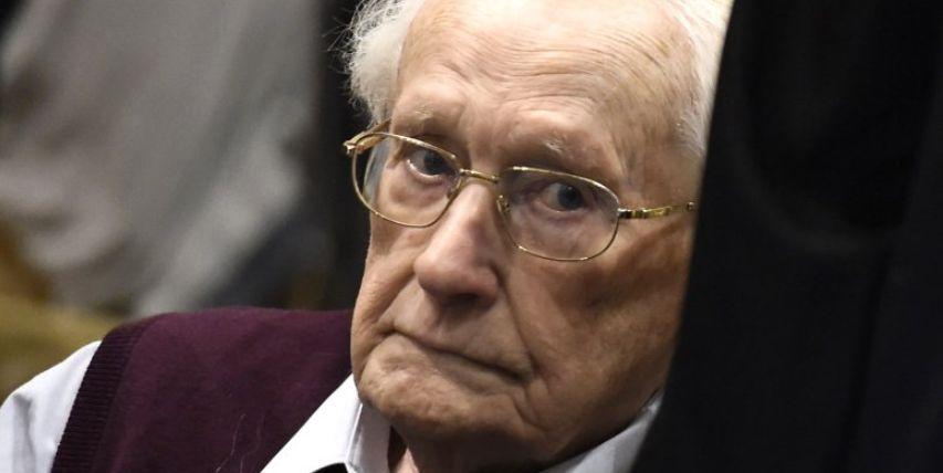 """В Германия почина """"Счетоводителят от Аушвиц"""""""