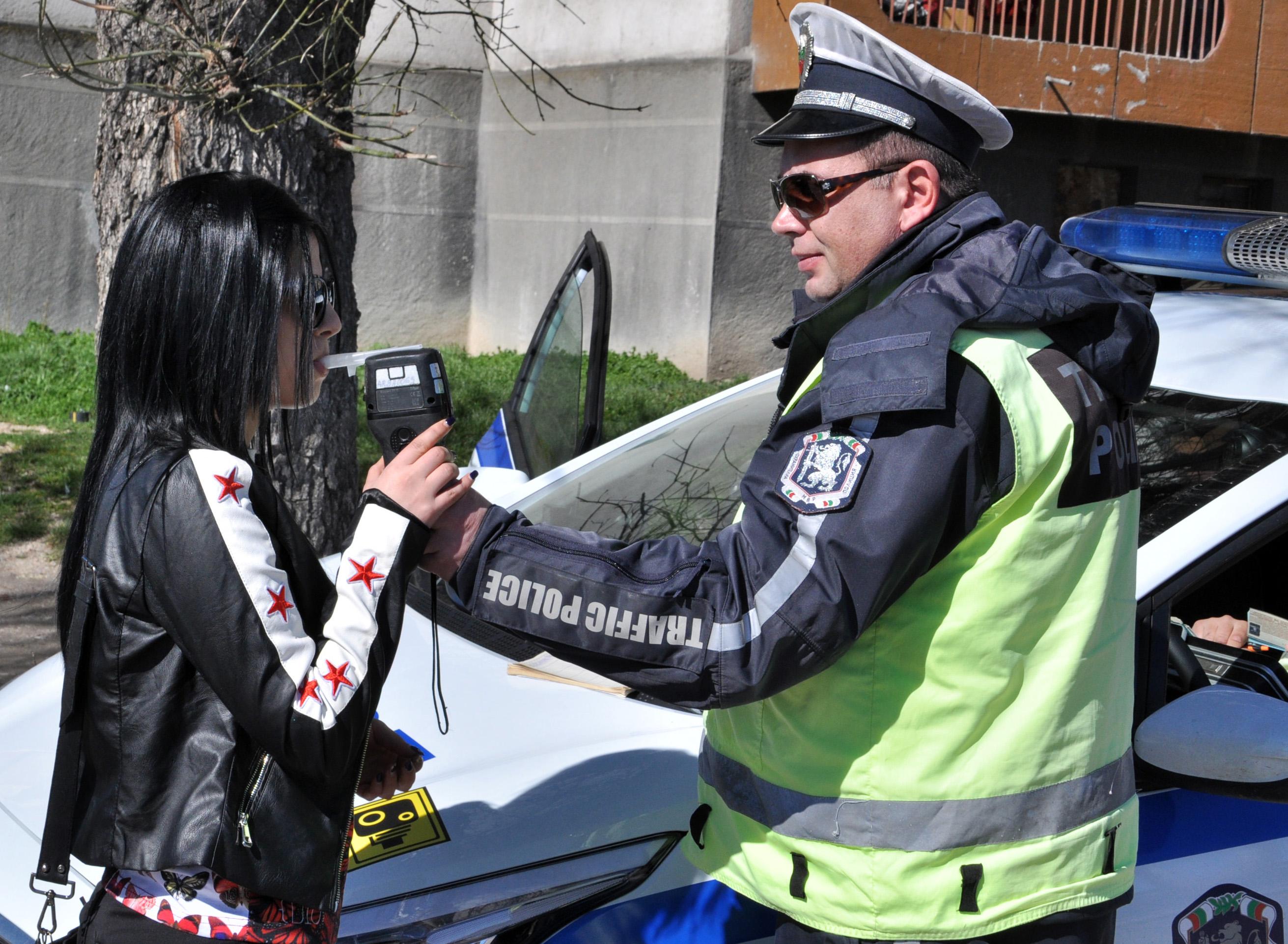 Масирани проверки за дрогирани шофьори в Бургас