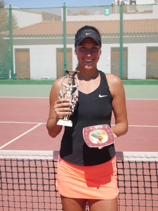 Джулия Терзийска с две победи в Египет