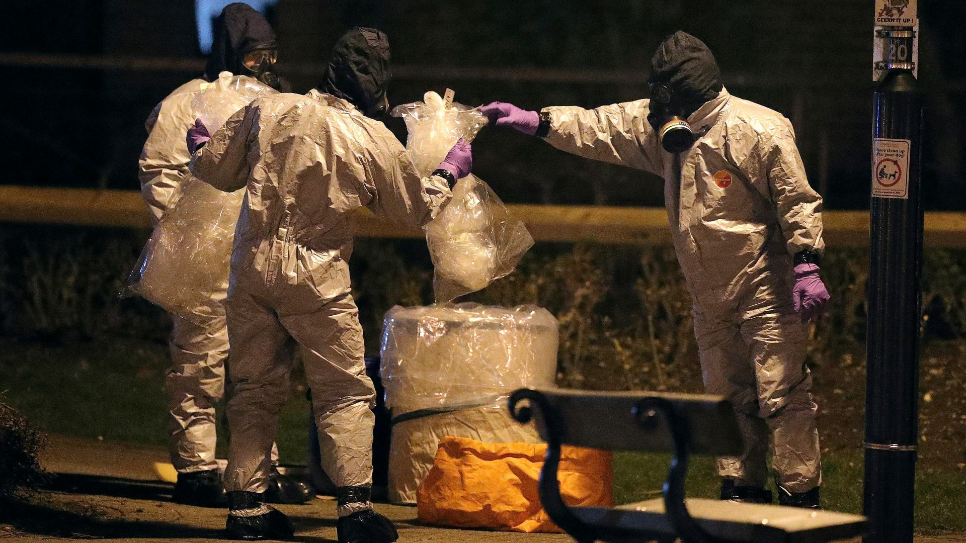 """""""Дейли мейл"""": Шестима руски агенти от ГРУ са отровили Скрипал"""