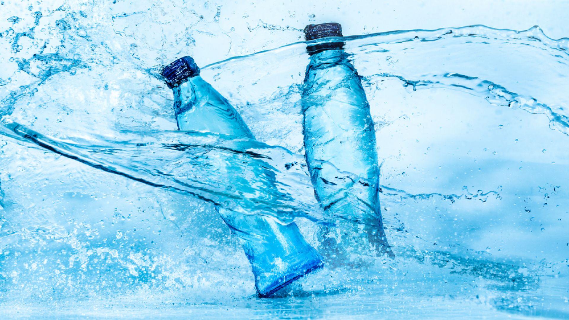 Перник иска от Държавния резерв 20 000 десетлитрови бутилки с минерална вода