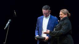 """Деян Донков е носителят на наградата """"Крикор Азарян"""""""