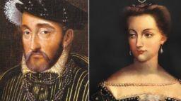 Легендарната красавица и меценатка Диана дьо Поатие пиела... злато?